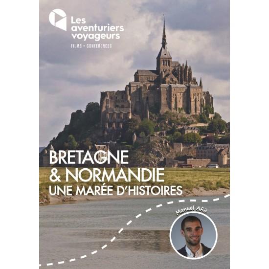 DVD : Bretagne & Normandie...