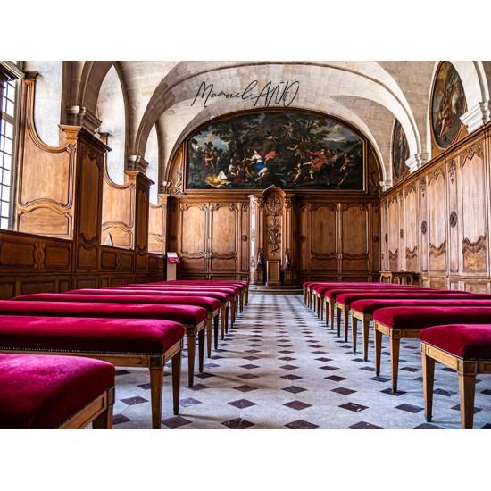 La salle du chapitre