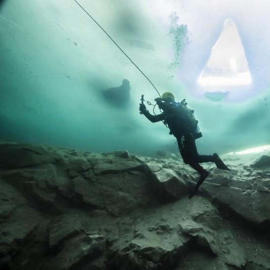 Aquatic expedition