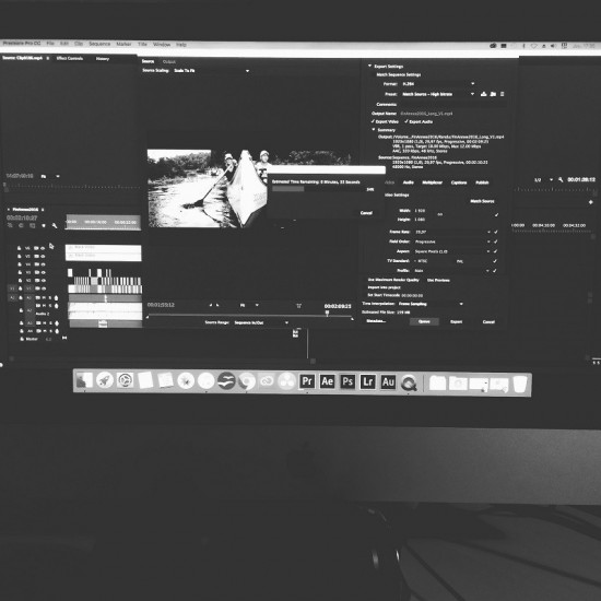 Initiation to post-production