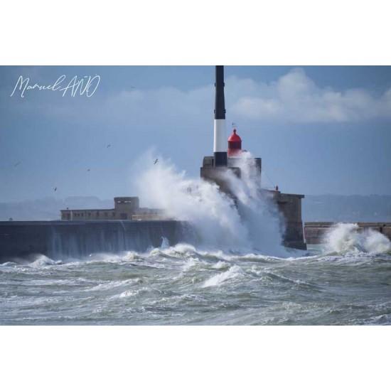 Le Havre - Grande marée